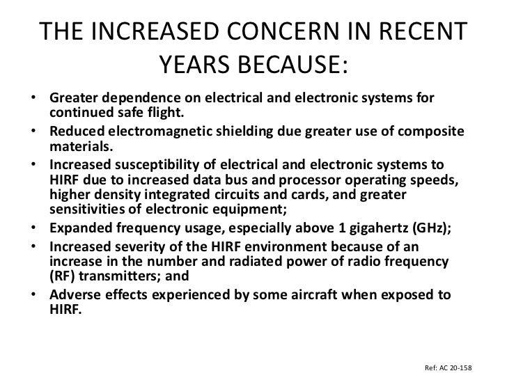 EASA PART-66 MODULE 5.14 : ELECTROMAGNETIC ENVIRONMENT Slide 3