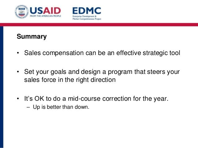 sales force compensation Practical news, information, tips and musings about employee performance and compensation.