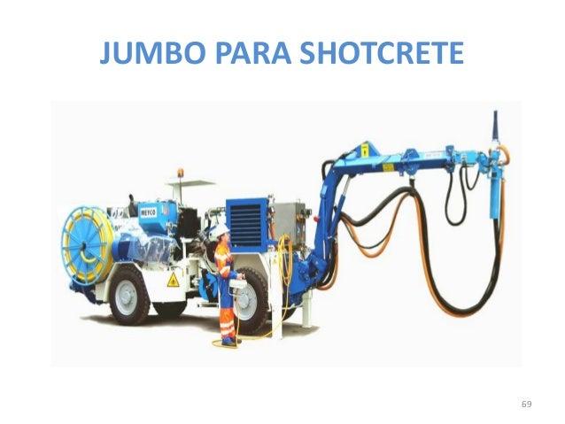 JUMBO PARA SHOTCRETE  69