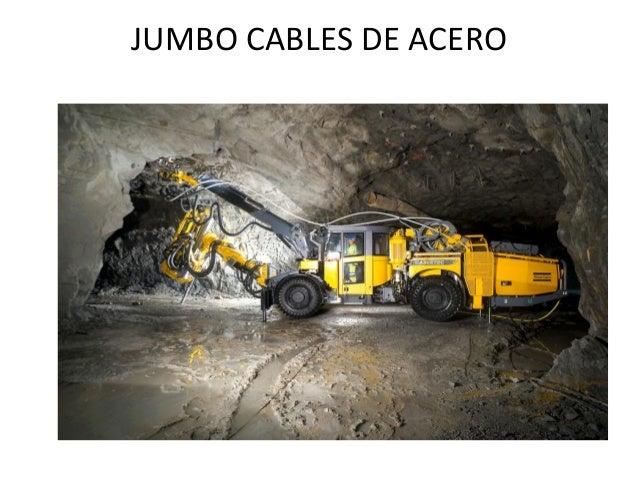 JUMBO CABLES DE ACERO