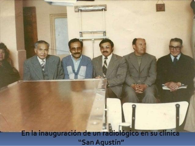 Dr agust n aramayo u biografia for Jardin necitas