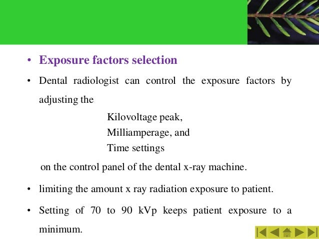5 Radiation Protection