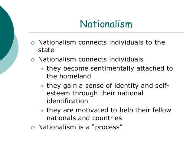 nationalism essay pdf