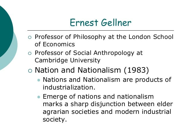 GELLNER NATIONS AND NATIONALISM EBOOK