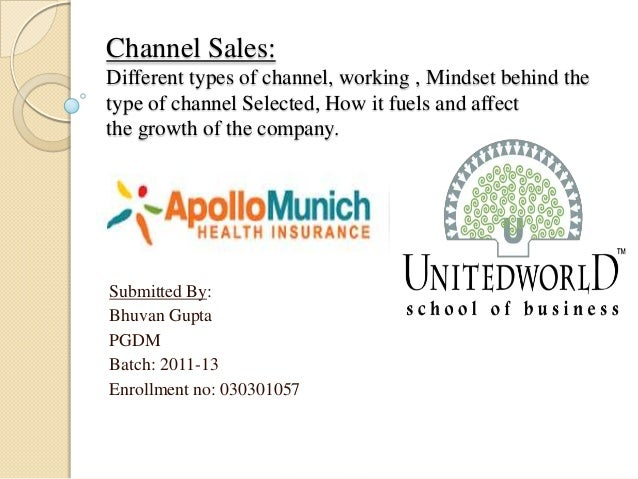 Channel Sales: Different types of channel, working , Mindset behind the type of channel Selected, How it fuels and affect ...