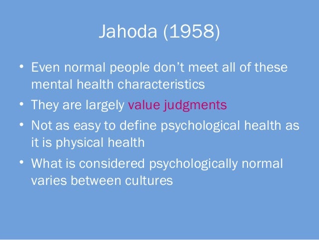 abnormal and normal psychology Definition of abnormal psychology : a branch of psychology concerned with mental and emotional disorders (such as neuroses, psychoses, and mental retardation) and with certain incompletely understood normal phenomena (such as dreams and hypnosis).