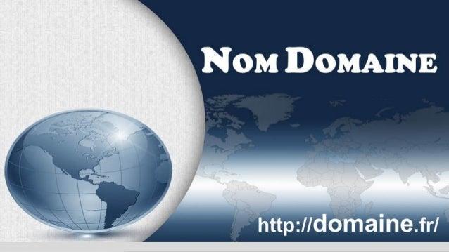 Nom Domaine