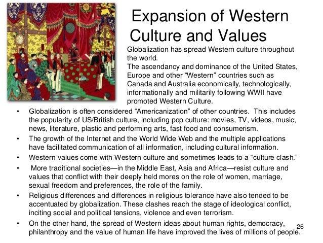 Political Dimension of Globalization