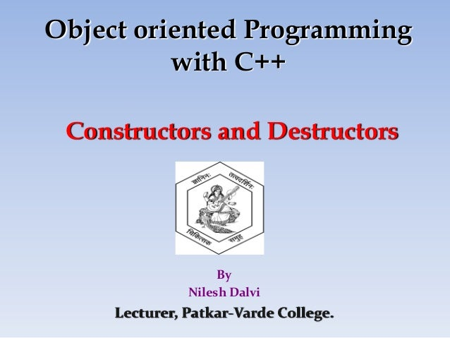 Constructors and destructors pdf to jpg