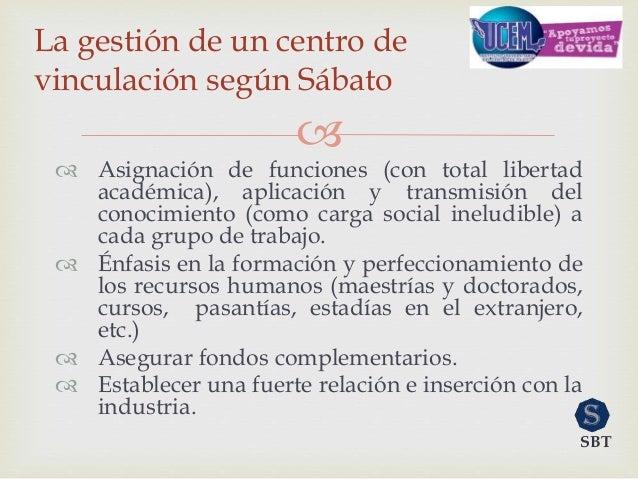   Asignación de funciones (con total libertad académica), aplicación y transmisión del conocimiento (como carga social i...