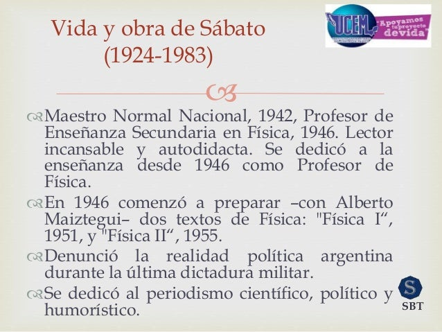  Maestro Normal Nacional, 1942, Profesor de Enseñanza Secundaria en Física, 1946. Lector incansable y autodidacta. Se de...