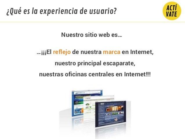 …¡¡¡El reflejo de nuestra marca en Internet, nuestro principal escaparate, nuestras oficinas centrales en Internet!!! Nues...