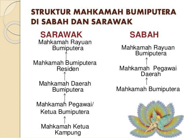 5 Mahkamah Bumiputera