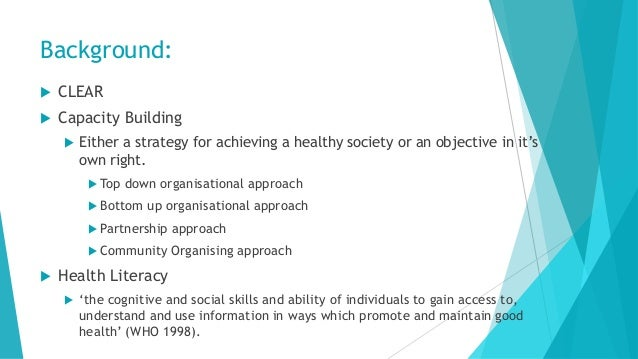 Building Capacity for Mental and Emotional Wellbeing - Shauna Houston Slide 3