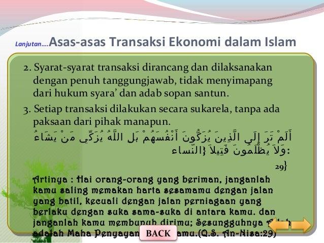 Hukum transaksi forex menurut islam