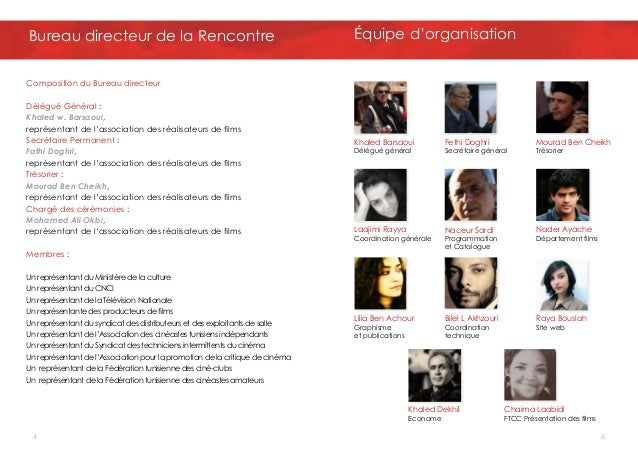 Catalyseur de rencontre
