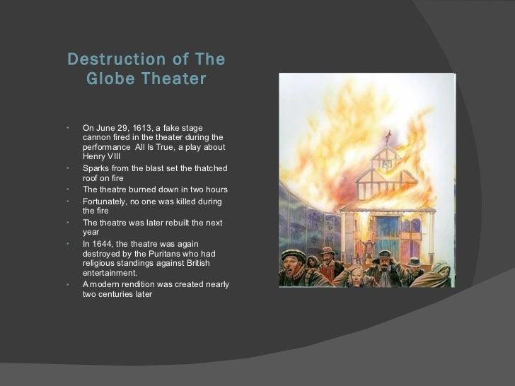 5 15 11 Globe Theater