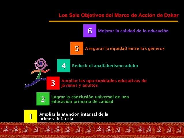 EL PLAN NACIONAL DE   EDUCACIÓN PARA TODOS  2005 – 2015, PERÚ Slide 2