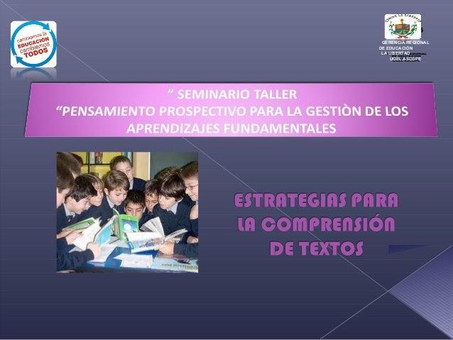 GERENCIA REGIONAL DE EDUCACIÓN LA LIBERTAD UGEL ASCOPE