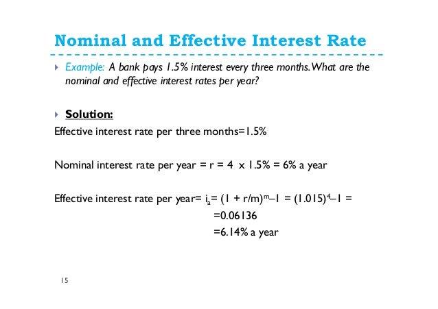 5 More Interest Formula Part Ii