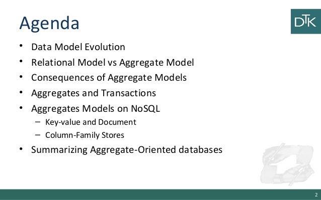 5 Data Modeling for NoSQL 1/2 Slide 2