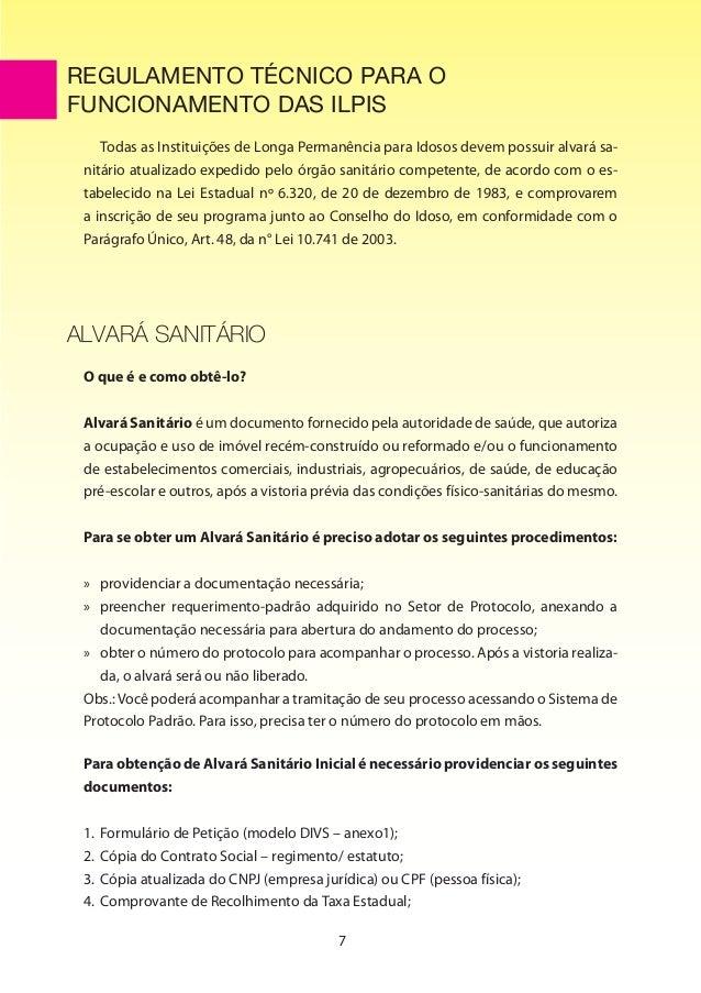 Manual Segurança Sanitária para Instituições de Longa Permanência par… 25215d2a352