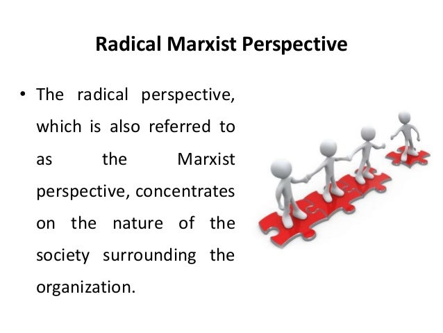 marxist perspective on industrial relations Both from the conceptions of reification that are found in non-marxist  to any  theory that uncritically takes existing social relations and institutions for  1979  contested terrain: the transformation of the workplace in the twentieth century.
