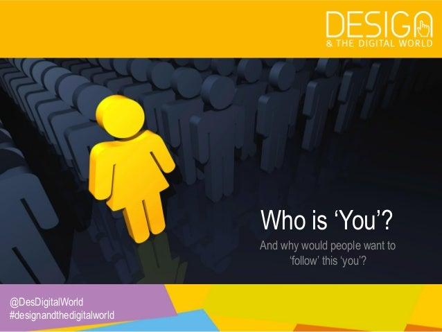5. Personal Branding and Social Media Slide 2