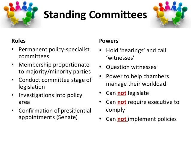 How important are Congressional Committees (Teacher version)
