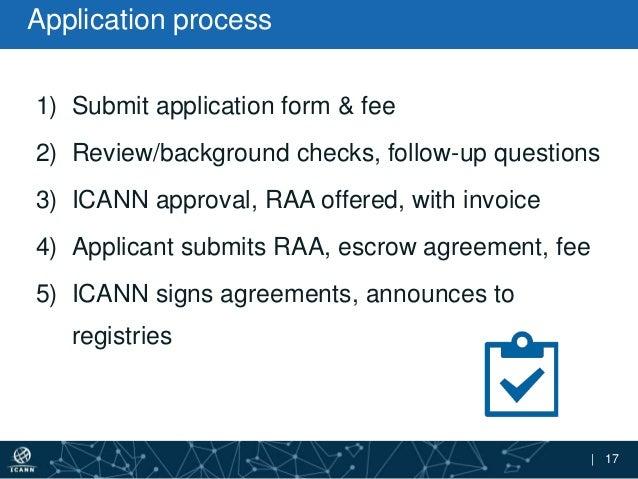 5 Icann Registrar Accreditation