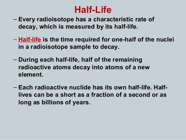 half life of uranium 238