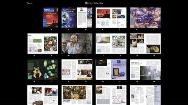 Transforming Media 2015 - Mut zum Neustart: Wie sich das Wissenschaftsmagazin Substanz neu erfindet  Slide 3