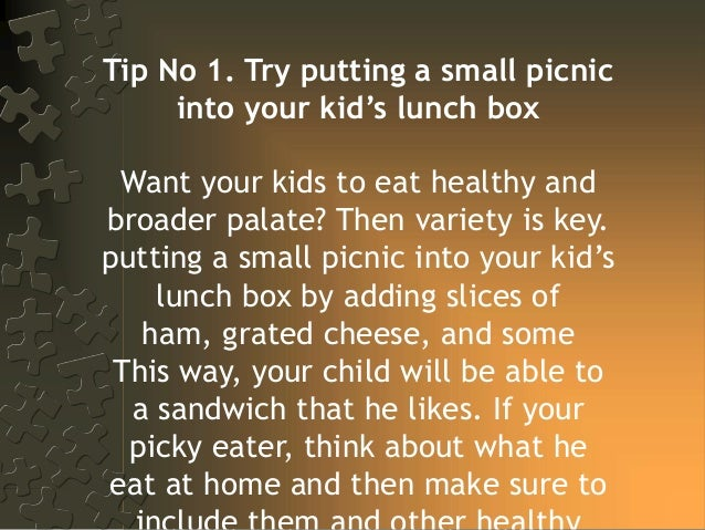 Here Are Some Healthy Lunch Box Ideas And Tips To Help You 3