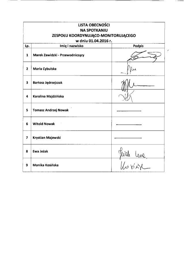 5. protokół z posiedzenia Zespołu Koordynująco-Monitorującego KBO