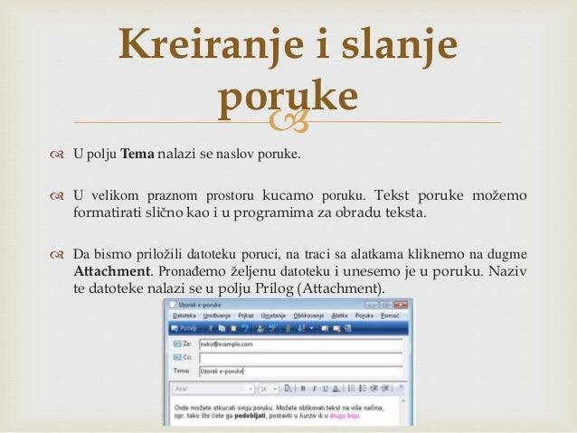 Web sajtovi portali pretra iva i Web mail