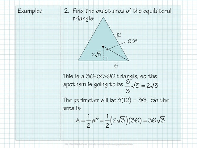 how to find the perimeter of an equilateral triangle