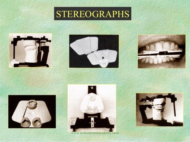 Straight Line Articulator : Articulators dental courses