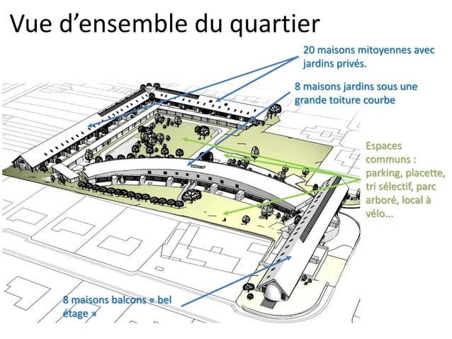 LA NOTION DE MAISON PASSIVE L'habitat passif est une notion désignant un bâtiment dont la consommation énergétique au mètr...
