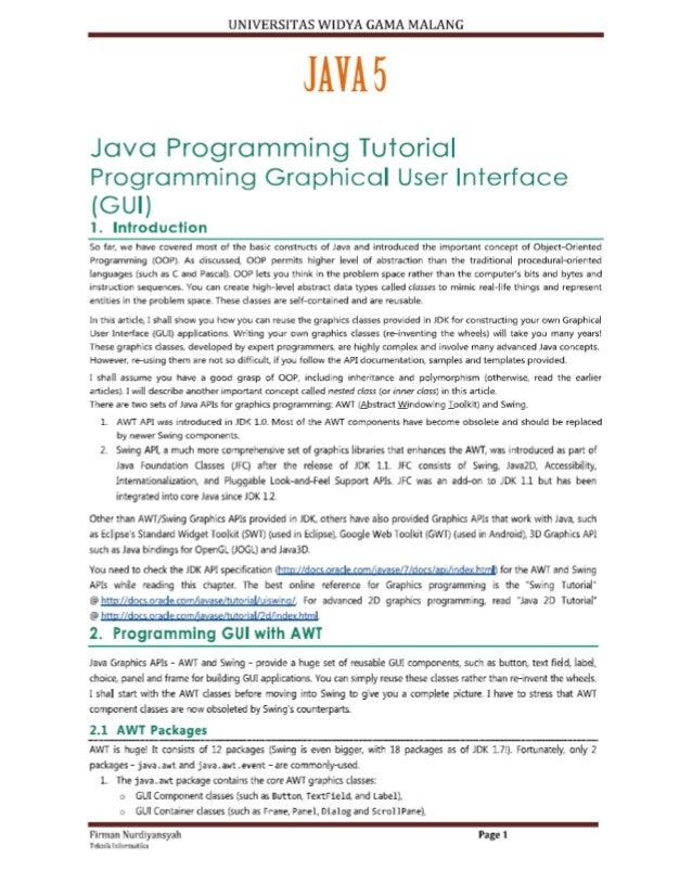 5. Materi Java Eclipse 5
