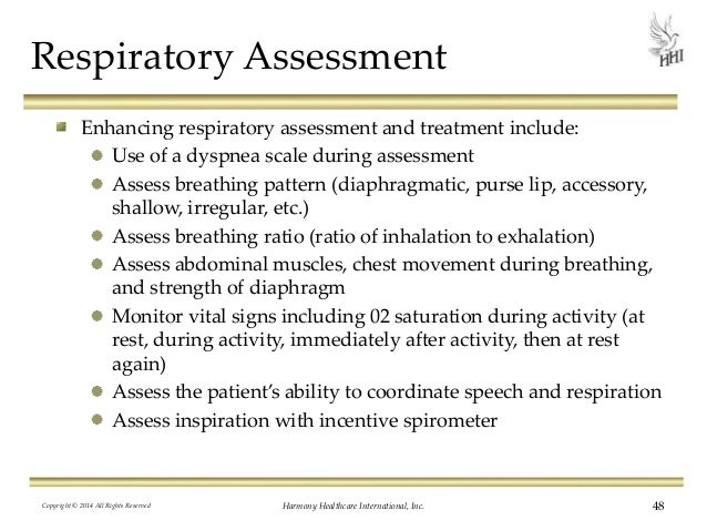 respiratory assessment Exposure assessment when what how much employers must characterize the nature and magnitude of employee exposures to respiratory hazards before selecting.