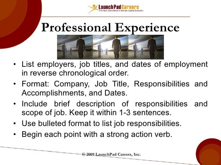 Professional resume writing service savannah ga