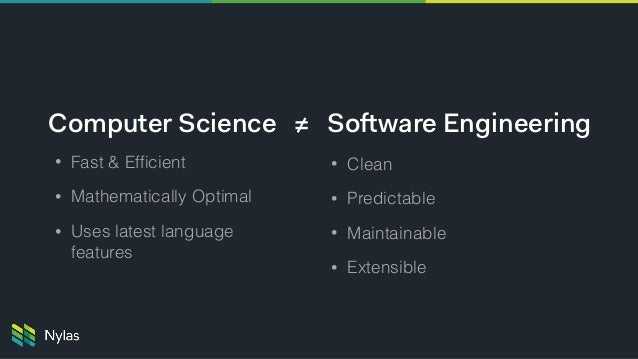 Software Engineering Best Practices @ Nylas Slide 2