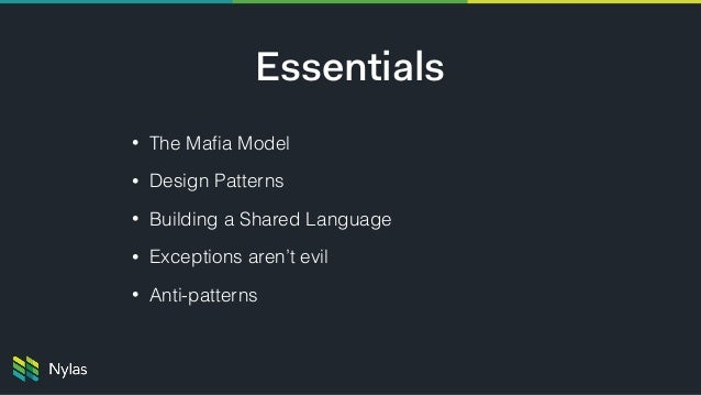 Software Engineering Best Practices @ Nylas Slide 3
