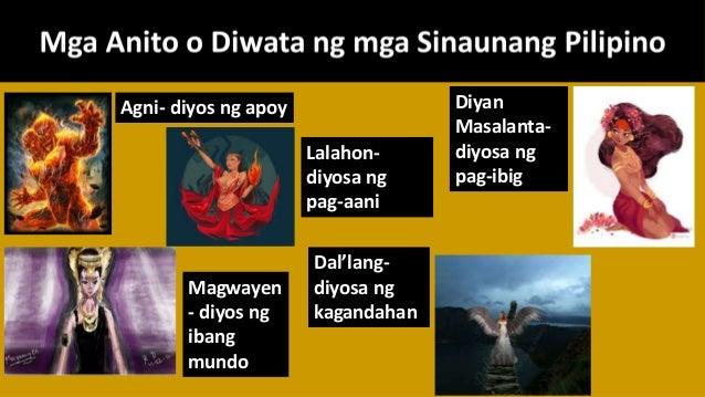 """relihiyon ng sinaunang pilipino Sisipatin ang magkahiwalay na kasaysayan at gampanin ng """"relihiyon"""" at """" rebolusyon"""" sa kultura ng sinaunang kapilipinuhan kasabay ding susuriin sa  kritikal."""
