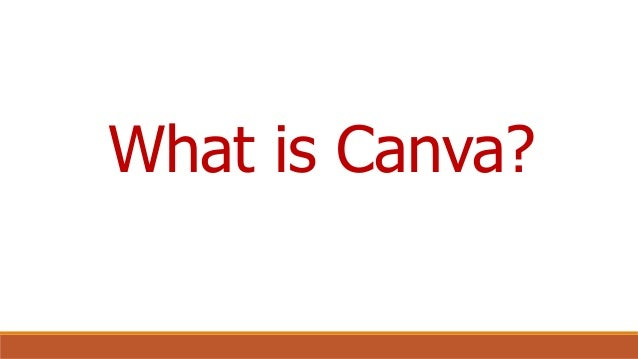 How to use Canva to create Facebook posts Slide 2