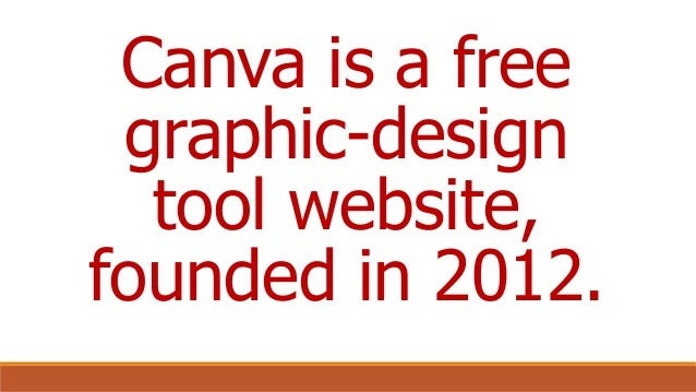 How to use Canva to create Facebook posts Slide 3