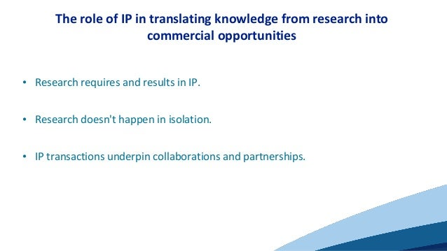 Unlocking SME innovation and growth potential through IP Slide 2