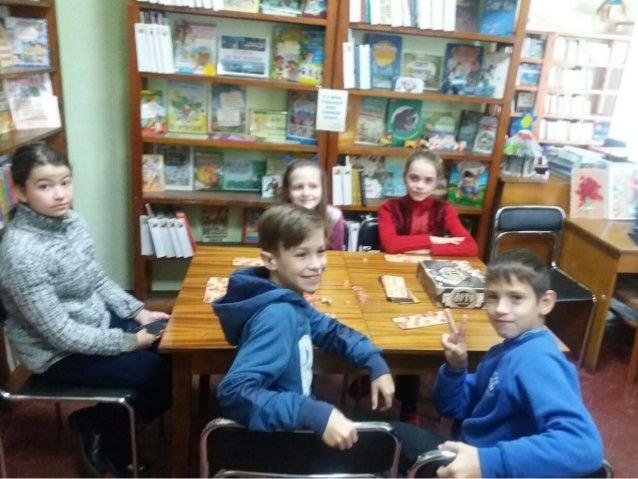 5 клас бібліотека