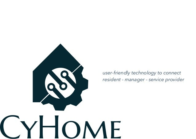 user-friendly technology to connect resident - manager - service provider