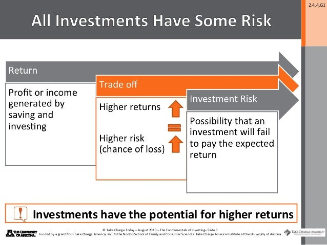 the fundamentals of investing answer key arizona
